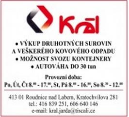 http://www.zlatestranky.cz/firmy/Roudnice+nad+Labem/H853961/KRL+-+VKUP+DRUHOTNCH+SUROVIN/