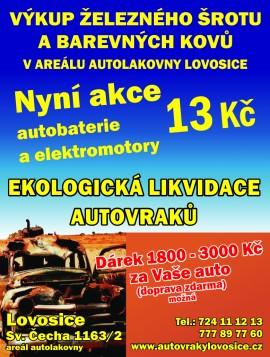 http://www.autovrakylovosice.cz