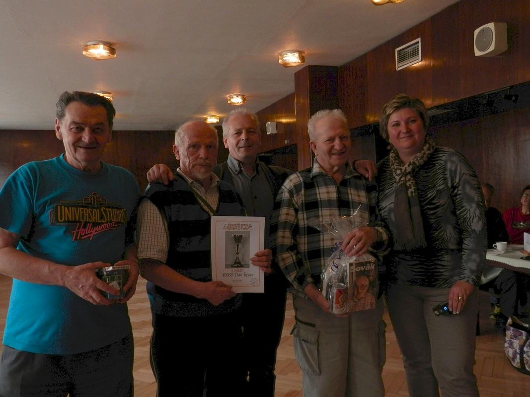 Libochovice – Turnaj seniorů v šipkách